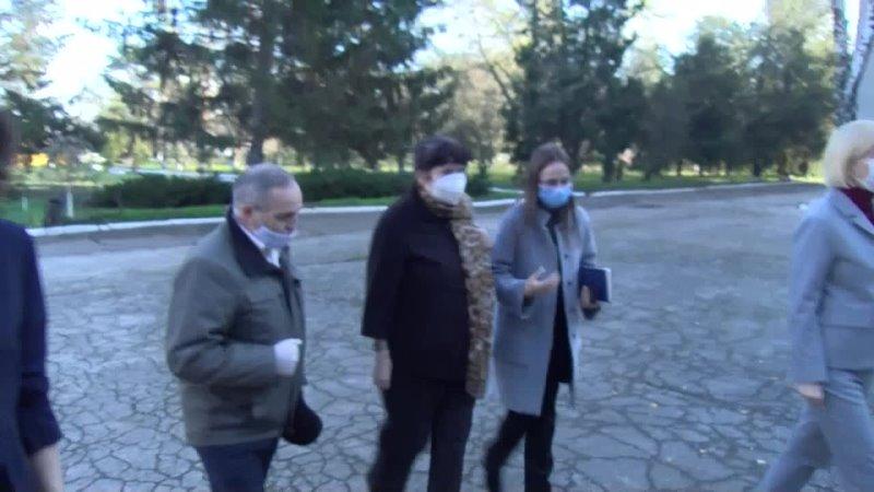 LIVE Башкан и посол Австрии посещают агроколледж в Светлом