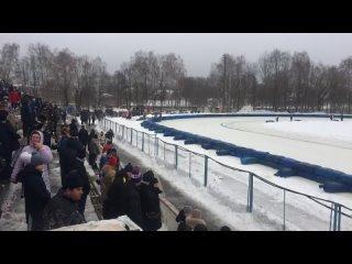 Live: Мотокросс/Питбайк/Гаревый спидвей Луховицы