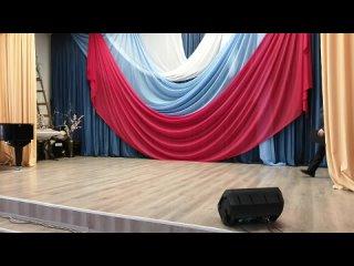 V Открытый фестиваль патриотической песни