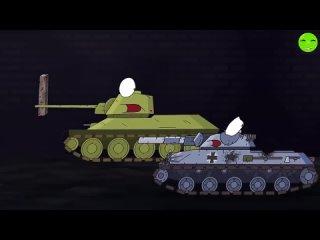 [Банотор] Доктор Лтг - Изменник Родины! ТГ-5 Атакует - Gerand Мультики про танки