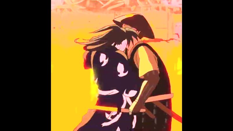 Anime - Dororo edit fight