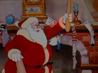 Ночь перед Рождеством 1933, США, мультфильм