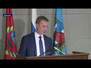 Депутаты барнаульской Гордумы поставили оценку работе мэра Вячеслава Франка