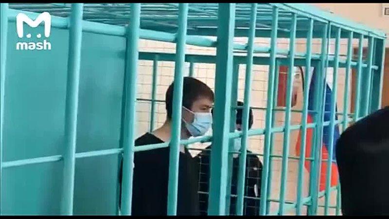 Читинский суд арестовал на два месяца Василия Дунца обвиняемого в убийстве 9 летней Мелисы Накануне Василий выстрелил сквозь