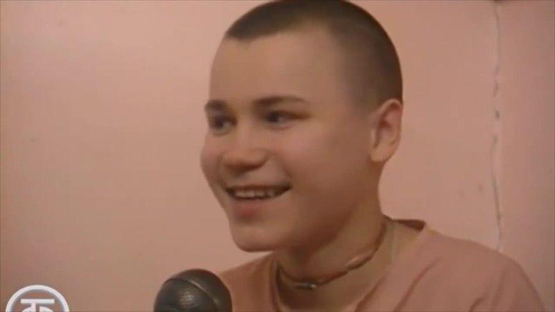 Слава Гаврилов Харе Кришна в передаче До 16 и старше (1992)