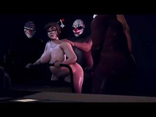 mei Overwatch 3d sex hentai pov porn xxx generalbutch
