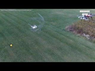«Алмаз-Антей» завершил испытания первого в России автономного дрона-охотника «Волк»