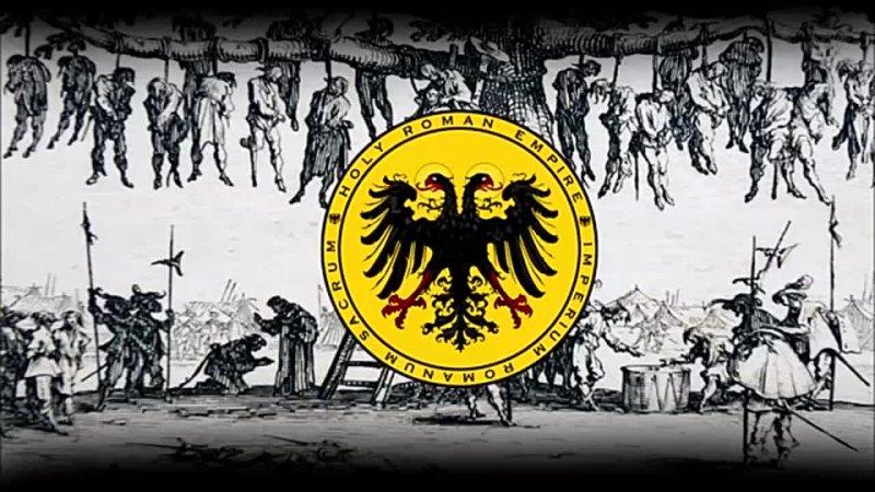 Немецкая народная песня - Мы - чёрный отряд Гайера-Wir sind des Geyers schwarzer Haufen.mp4