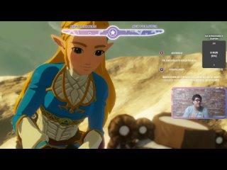 Опробуем новинку Hyrule Warriors: Age of Calamity