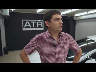 [ATR] Громкий лексус на пневме - тюнинг, посадка и автозвук на полмиллиона рублей!