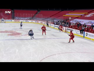 NHL 20/21, RS. Winnipeg Jets - Calgary Flames [, CBC]