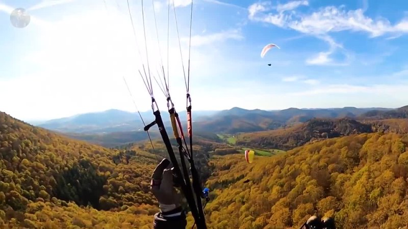 Paragliding V9 2021, PPG, Hang Gliding and Speed Flying