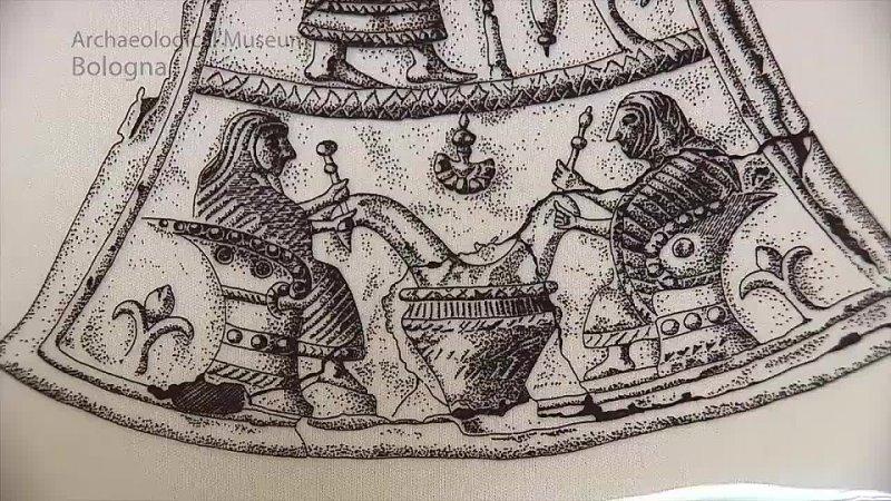 Этруски Загадочная древняя цивилизация