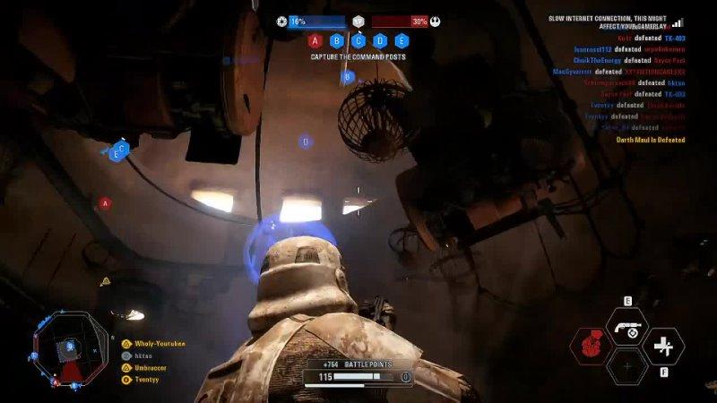 Ayudame Obi Wan Kenobi - Battlefront 2 español