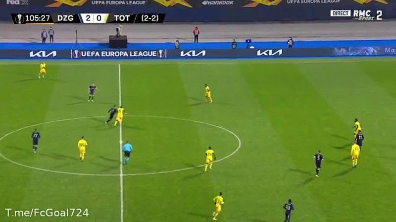 🔵 Динамо Загреб 3 0 Тотенэхм 🟡 3 2 ⚽️ Mislav Orsic 106' 🏟 @public202276922 WHITENews Новости