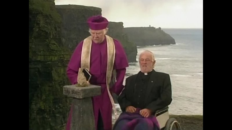 Отец Тед l Father Ted 2x03 Tentacles of Doom
