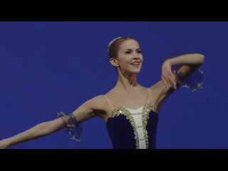 Alina Somova & Leonid Sarafanov - Grand pas classique/ Gala des Etoiles Teatro alla Scala - 2015