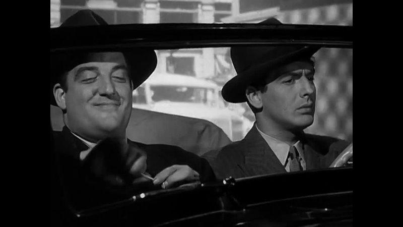 Бетти Грэйбл в фильме Ночной кошмар Детектив криминал США 1941