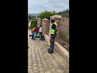 Just another day in Africa