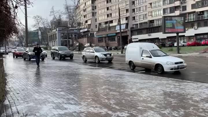 Упасть и не встать в Киеве