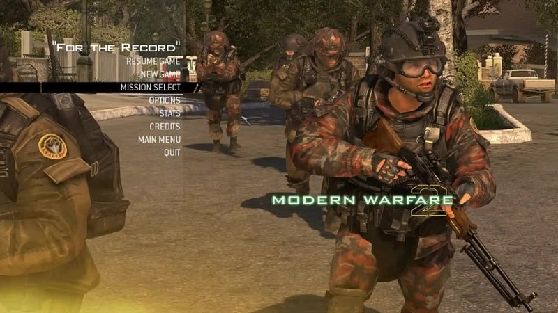 SpecterChannel Играю за Русских в СЮЖЕТКЕ Modern Warfare 2 Спасение Гоуста и Убийство Соупа