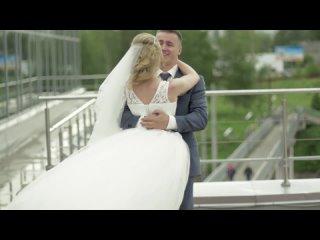 Свадебный клип Людмилы и Алексея 1920-1080