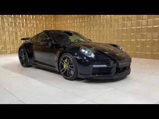 Porsche 911 Turbo S - Hollmann 2020