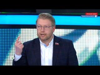 """Николай Рыбаков: """"Парламенту нужны мозги"""""""