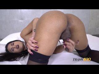 Trans500 - Oh Ms Aline Garcia