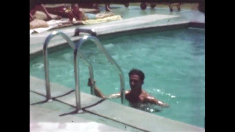 Лас Вегас в 1944 году отдых в отеле El Rancho Vegas