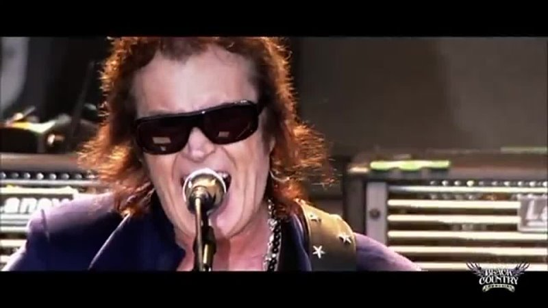 Black Country Communion Song of Yesterday LIVE OVER EUROPE DVD