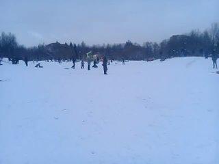 Зима в разгаре, Денис Горкинский