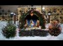 Вертеп у храма в честь свв мцц Веры Надежды Любови и матери их Софии г Кирова