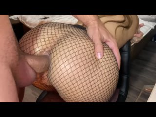 I fucked my stepsister in ass before her boyfriend took her