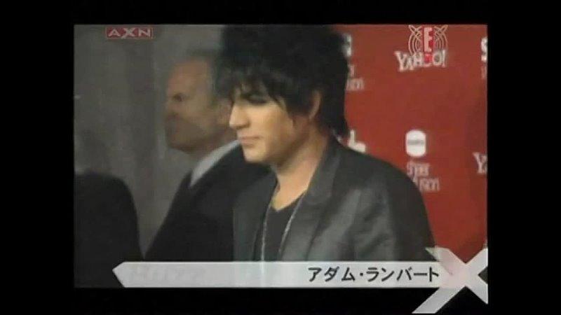 2010-02-05 AXN Japan - Adam With Ryan Seacrest