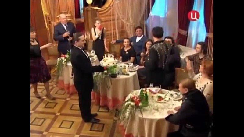 Ефим Шифрин в Приюте комедиантов