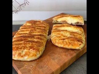 Пирог из того, что всегда есть в холодильнике - ВКУС | Рецепты, кулинария