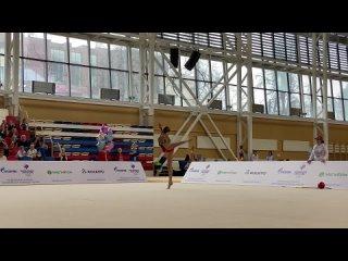 ● Анастасия Симакова - Обруч / Международный онлайн-турнир 2021, Германия