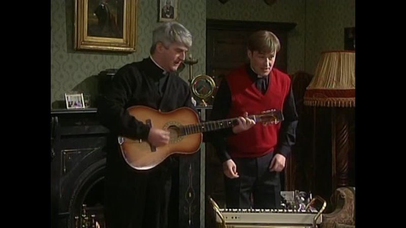 Отец Тед l Father Ted 2x05 A Song for Europe