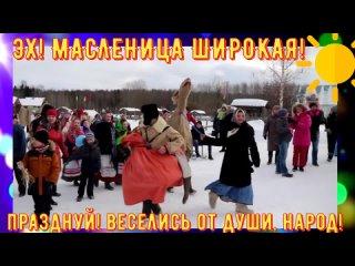 """НИКОЛАЙ КОТРИН_РОДНОЙ КРАЙ_( муз. сл. Котрин Н), видео студии """"Нечаянная радость"""""""