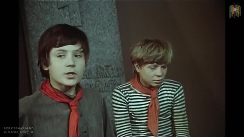 БРОНЗОВАЯ ПТИЦА (1974) МИНИ-СЕРИАЛ