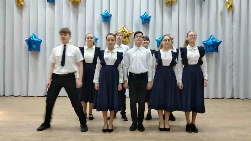 Выступление Театра Бабушкин сундучок 14.01.2021