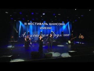 Николай Котрин и Наташа Державная По ночному городу