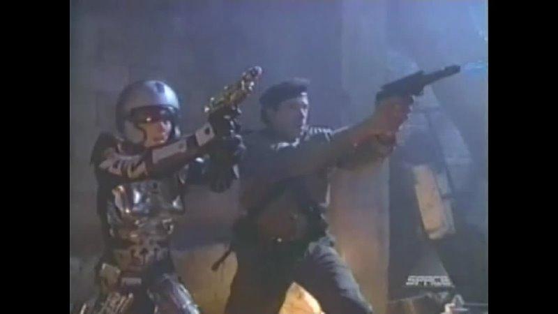 Капитан Пауэр и солдаты будущего Сериал 16 18 Серии