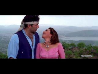 Tu Dharti Pe Chahe Jahan Bhi - Jeet Songs {HD} - Санни Деол - Каришма Капур