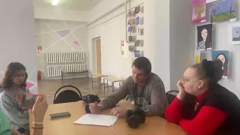 Прямой эфир МАСТЕР КЛАСС ПО ФОТОГРАФИРОВАНИЮ