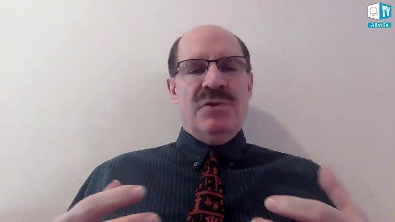 Часть 3 - Подмены в Христианстве - Пол Н.Андресон, профессор библейских и квакерских исследований в университете Дж. Фокса