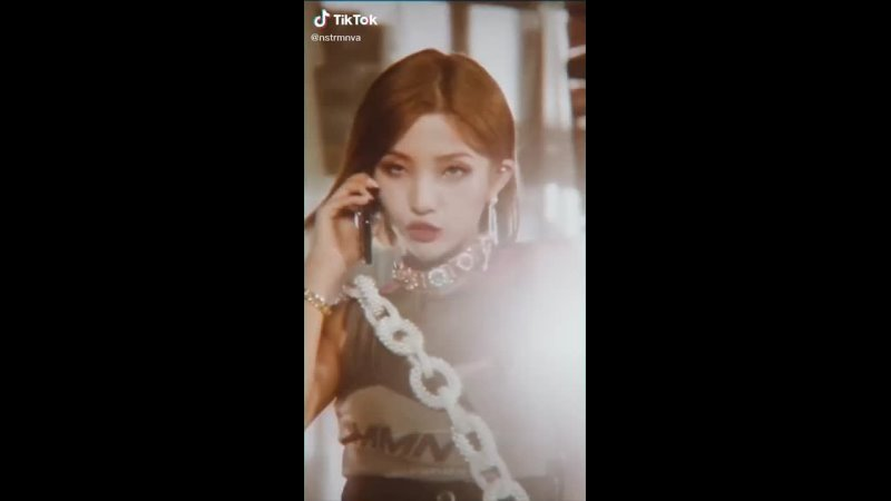 G I DLE Jeon