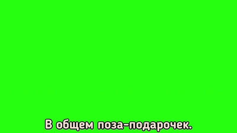 Vtubers RU Ботан Шиширо поза с сюрпризом Hololive RU SUB