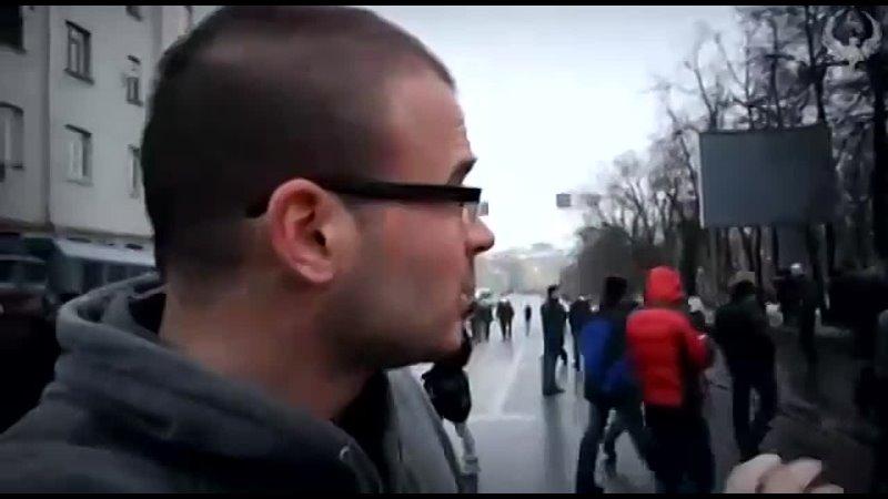 Максим тесак Марцинкевич на митинге на Болотной об овощах и настоящем